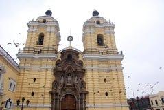 Convento de Σαν Φρανσίσκο Στοκ φωτογραφία με δικαίωμα ελεύθερης χρήσης