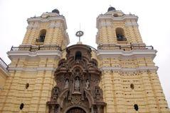 Convento de Σαν Φρανσίσκο Στοκ φωτογραφίες με δικαίωμα ελεύθερης χρήσης