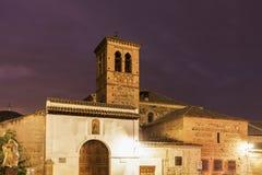 Convento de Capuchinas in Toledo stock photos