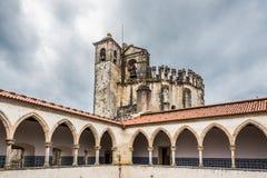 Convento DE Cristo Stock Afbeelding