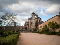 Convento de Cristo Stock Photography