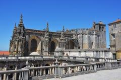 Convento de Cristo en Tomar, Portugal foto de archivo