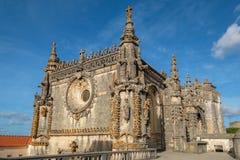 Convento de Cristo Tomar, Portugal Fotos de archivo libres de regalías