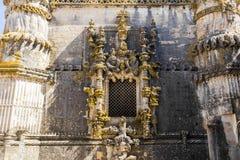 Convento de Cristo, Tomar, Portugal imagen de archivo