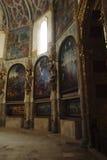 Convento de Cristo Tomar Portugal Fotos de archivo libres de regalías
