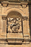 convento de esteban萨拉曼卡圣 库存照片
