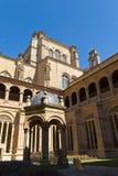 convento de esteban萨拉曼卡圣 免版税库存照片
