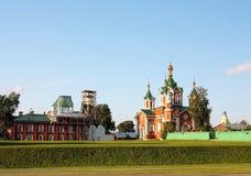 Convento de la suposición de Brusensky Fotografía de archivo