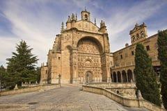 Convento de las Duenas σε Σαλαμάνκα, Ισπανία Στοκ εικόνες με δικαίωμα ελεύθερης χρήσης