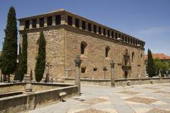 Convento de las Duenas σε Σαλαμάνκα, Ισπανία Στοκ φωτογραφία με δικαίωμα ελεύθερης χρήσης