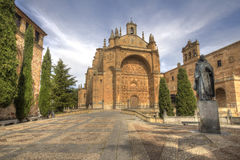 Convento de las Duenas σε Σαλαμάνκα, Ισπανία Στοκ Εικόνα