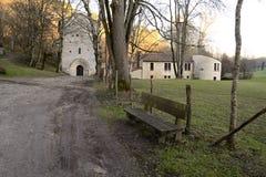 Convento de Merlande, exterior imagem de stock royalty free