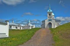 Convento de monjas de la intercesión de Tervenichesky Fotografía de archivo