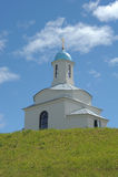 Convento de monjas de la intercesión de Tervenichesky Imágenes de archivo libres de regalías