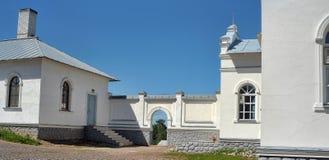 Convento de monjas de la intercesión de Tervenichesky Imagen de archivo
