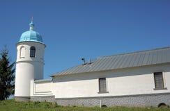 Convento de monjas de la intercesión de Tervenichesky Imagenes de archivo