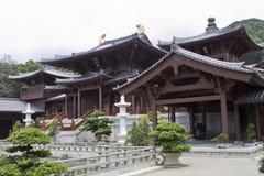 Convento de monjas de lin de la ji Imagen de archivo libre de regalías