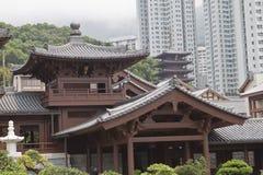 Convento de monjas de lin de la ji Imágenes de archivo libres de regalías