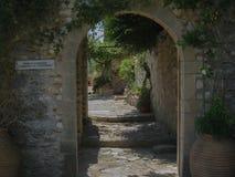 Convento de Mystras Fotografía de archivo libre de regalías