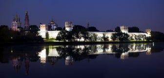 Convento de Novodevichy Imagem de Stock