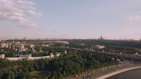 Convento de Novodevichy almacen de video