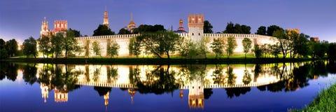 Convento de Novodevichy Fotografia de Stock Royalty Free