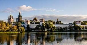Convento de Novodevichy, Moscú Fotos de archivo libres de regalías
