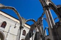 Convento de nuestra señora del monte Carmelo Foto de archivo libre de regalías