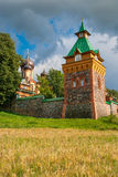 Convento de Puhtitsa. Estonia Fotos de archivo