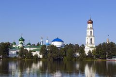 Convento de Raifskiy Imagens de Stock