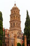 Convento de San Agustin, San Luis potosi I imagen de archivo libre de regalías