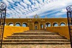 Convento de San Antonio de padua Royaltyfri Bild