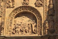Convento de San Esteban - Salamanca Fotografia Stock