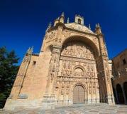 Convento de San Esteban in Salamanca Royalty Free Stock Image