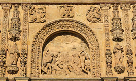 Convento de San Esteban in Salamanca Royalty Free Stock Photos
