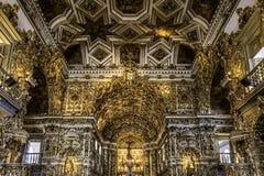 Convento DE San Francisco royalty-vrije stock afbeelding