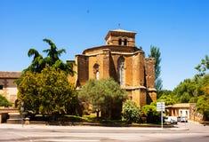 Convento de San Miguel. Huesca. Aragon Royalty Free Stock Photos
