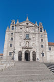 Convento de Santa Teresa en Ávila, España Imágenes de archivo libres de regalías