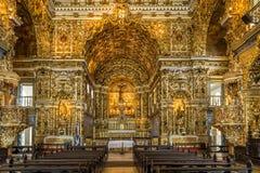 Convento De Sao Francisco Lizenzfreie Stockfotos