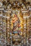 Convento de Sao Francisco Arkivbilder