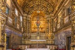 Convento de Sao Francisco Royaltyfri Foto