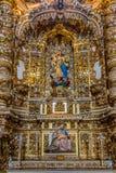 Convento de Sao Francisco Arkivbild