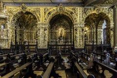 Convento de Sao Francisco stock photo
