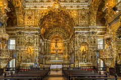 Convento de Sao Francisco Royalty Free Stock Photos