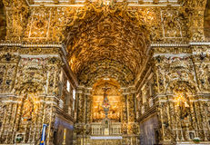 Convento de Sao Francisco Royalty Free Stock Photo