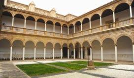 Convento del convento del presupposto di Calatrava, Almagro, Spagna Fotografie Stock