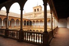 Convento del convento del presupposto di Calatrava, Almagro, Spagna Immagine Stock