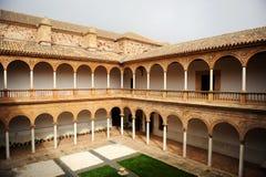 Convento del convento del presupposto di Calatrava, Almagro, Spagna Fotografie Stock Libere da Diritti