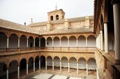 Convento del convento del presupposto di Calatrava, Almagro, Spagna Immagini Stock