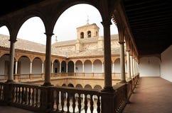 Convento del convento del presupposto di Calatrava, Almagro, Spagna Fotografia Stock Libera da Diritti